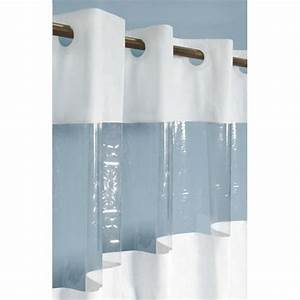 Solid Square See Through Shower Curtain — SUBLIPALAWAN