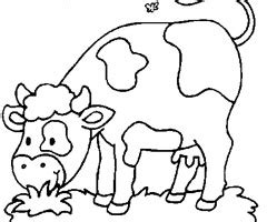 coloriage animaux de la ferme en ligne gatuit dessins