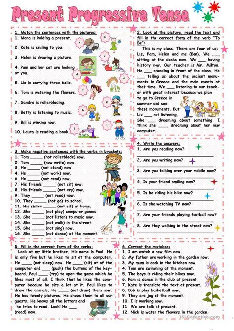 Simple Present Worksheet  Free Esl Printable Worksheets Made By Teachers