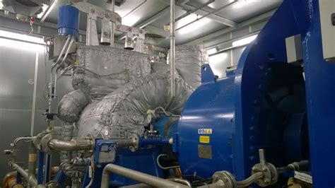 16230 Kw Man Turbo Ag Steam Turbine Generator