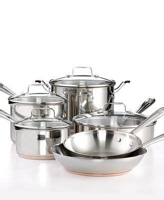 mad   set  discontinued emerilware   clad cookware stainless steel