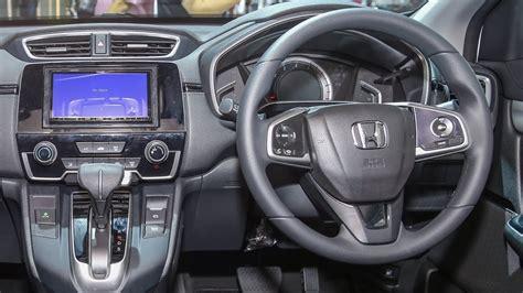 2017 All New Honda Cr-v Interior