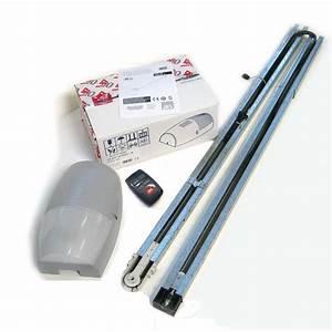 kit eos 120 bt motorisation pour porte de garage bft With motorisation porte de garage bft