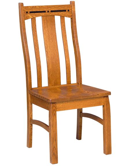 boulder creek dining chair amish direct furniture