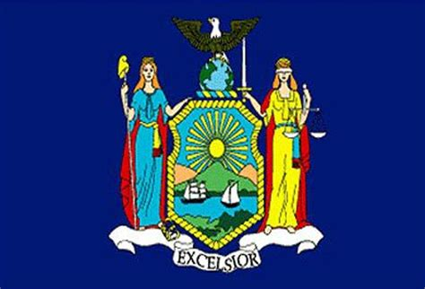 new york state colors flag of new york new york flag new york the big apple