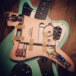 Fender Jaguar Wiring Mods Fender Jaguar Series Parallel