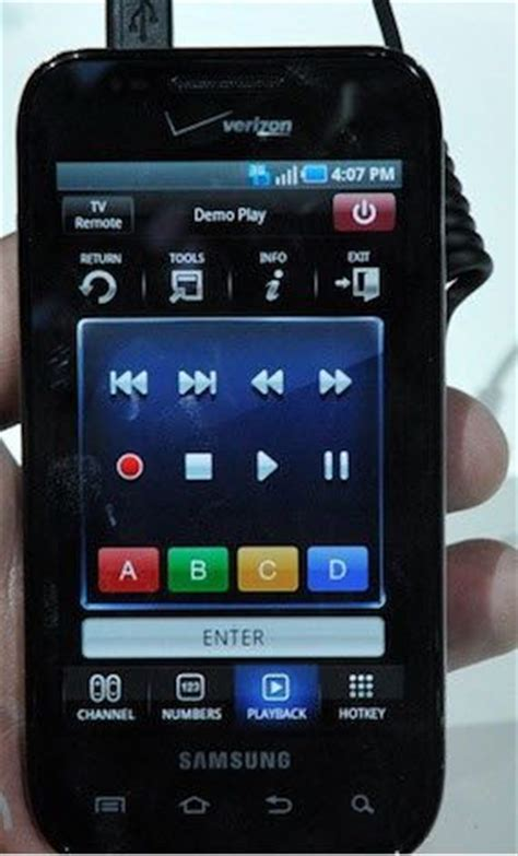 samsung tv remote smart touch android remote app