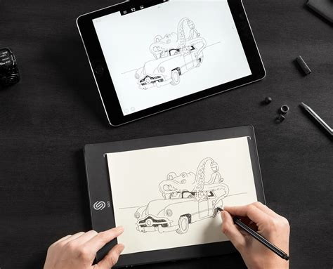 slate smart drawing pad