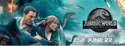 Jurassic Fallen Kingdom Half Win Somewhere Screening