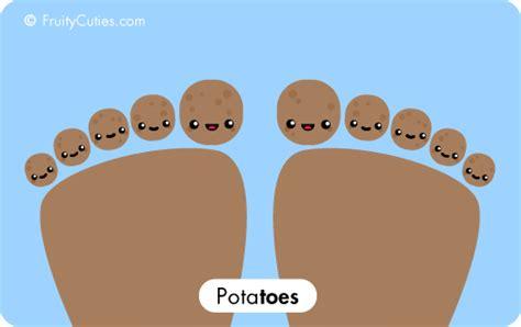Cute Comedy With Kawaii Fruit Cartoons