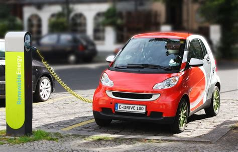 Car Electronic by Electric Vehicle Simple The Free