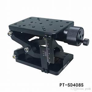 2018 Pt Sd408s Manual Lab Jack  Optical Lift  Manual