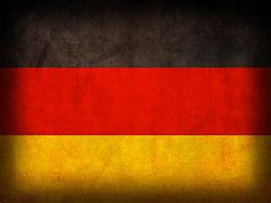 Germany Flag Vintage Distressed Finish Mixed Media by