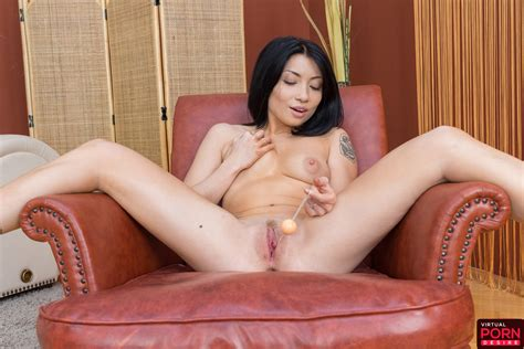 Asian Hottie Tries Out Her New Sex Toys Vr Porn Video Vrporn Com