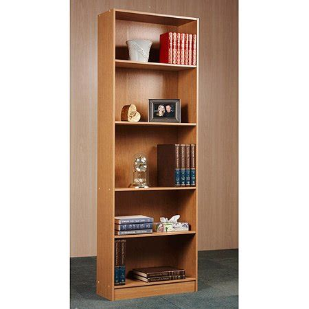 How To Build A 5 Shelf Bookcase by 5 Shelf Bookcase Walmart