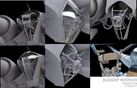 V Ling Bugship Model Kit