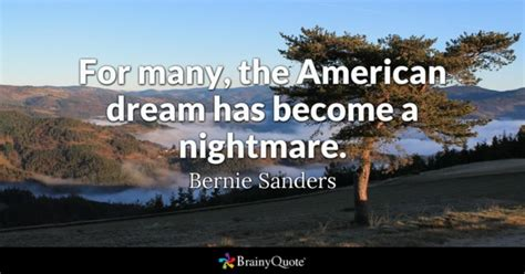 Quotes About The American Dream Not Possible