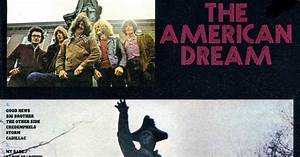 Solidboy Music Blog: The American Dream - The American ...