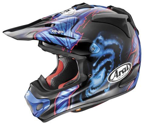 arai motocross arai vx pro4 barcia helmet black blue jpg
