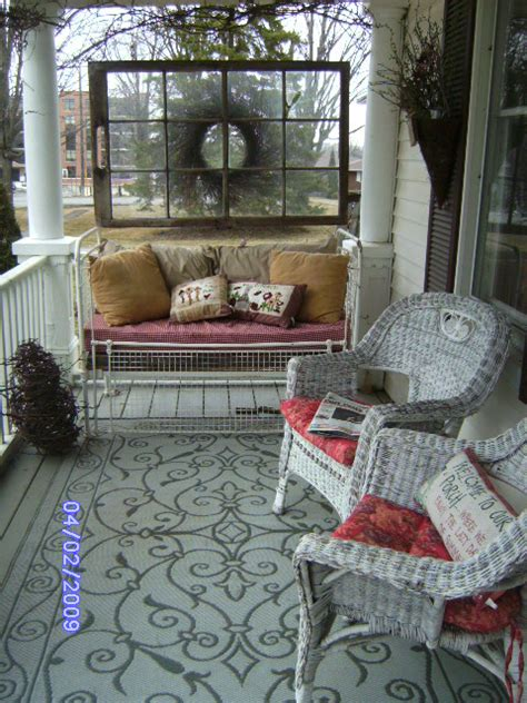 Summer Decorating Porches Patios