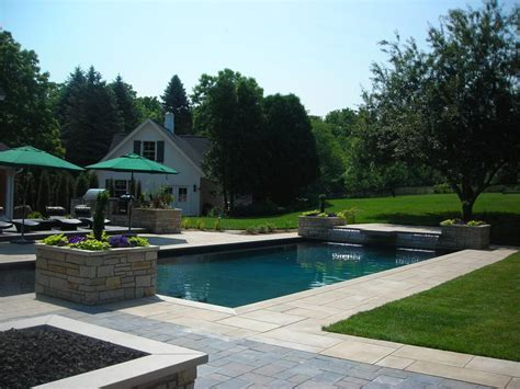backyard pool landscaping swimming pool design ideas landscaping network