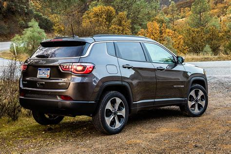 2019 Jeep Compass New Car Review Autotrader
