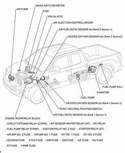 Toyota Tundra O2 Sensor Bank 2 Sensor 2