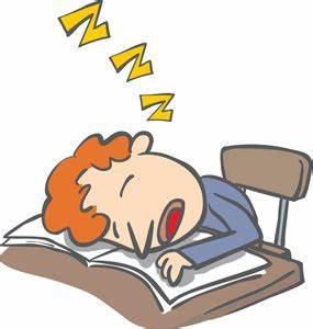 Sleepy Clip Art Tired – Cliparts