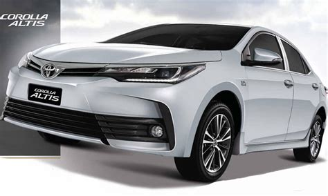 Toyota Corolla Altis 2019 by Toyota Altis 2019 Price In Pakistan Specification