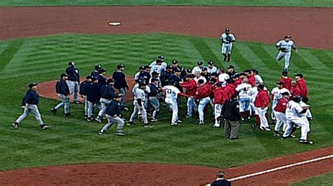 fenway fracas pedro manny clemens zimmer youtube