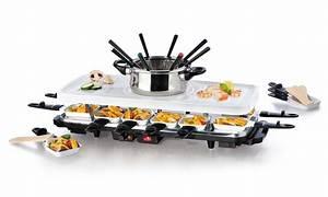 Raclette Und Fondue Set : bis zu 50 rabatt raclette und fondue set groupon ~ Frokenaadalensverden.com Haus und Dekorationen