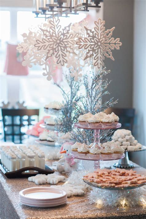 Winter Themed Baby Shower - a happy holidays themed baby shower baby aspen