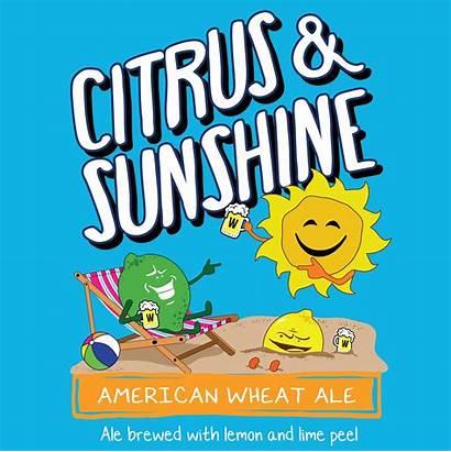 Wormtown Brewery Sunshine Citrus