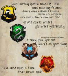 Harry Potter House Quotes Tumblr