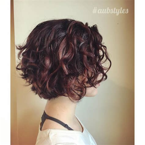 hairstyles  short curly hair trending