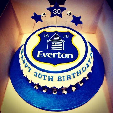 everton cake football cake ideas pinterest cake