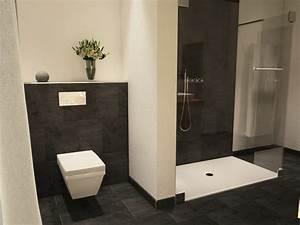 Gemauerte Dusche Fliesen Bad Ok
