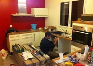 Ikea Pose Cuisine : la cuisine de la conception et la pose ~ Melissatoandfro.com Idées de Décoration