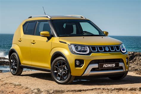 2020 Suzuki Ignis facelift - on sale from April | Parkers