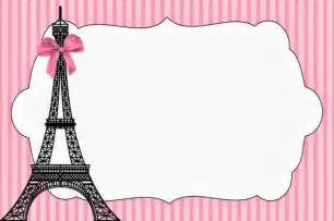 Parisian Baby Shower Invitations by De 40 Ideas Para Decorar Fiestas De 15 A 241 Os De Paris