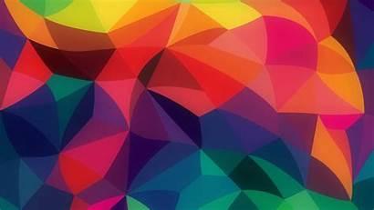 Rainbow Desktop Laptop Abstract Pattern Colors Pastel