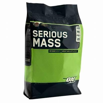 Mass Serious Optimum Nutrition 12lb Gainer 12lbs