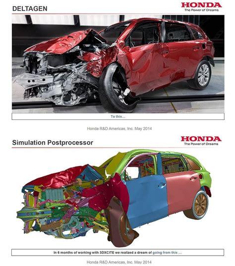 Car Crash by Car Crash Simulation Make Software Change The World