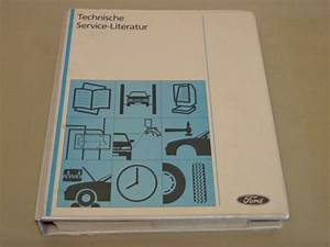 Workshop Manual Electricity Wiring Diagrams Ford Ka From
