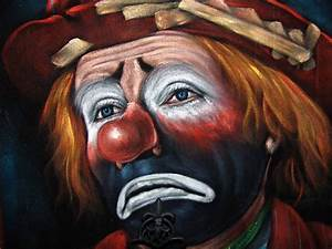 Haunted Clown Painting | Coast to Coast AM