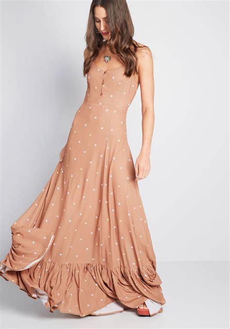 Envisioned Bliss Maxi Dress   Mod cloth dresses, Maxi ...