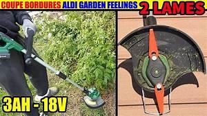 Garden Feelings Aldi : coupe bordures aldi garden feelings 2 lames 18v 3ah cordless lawn trimmer akku rasentrimmer ~ Watch28wear.com Haus und Dekorationen