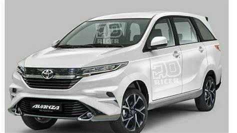 Gambar Mobil Toyota Avanza Veloz 2019 by Penakan Gambar Render Toyota Avanza Terbaru Majalah