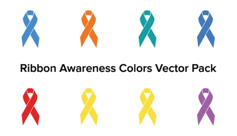 what color is cancer cancer ribbon colors explained awareness causes