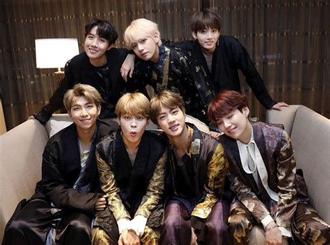 hot korean boy band popularity of s korean boy band bts fuels debate over